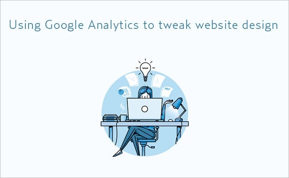 Inspired Mag - Use Google Analytics to Tweak Your Website Design