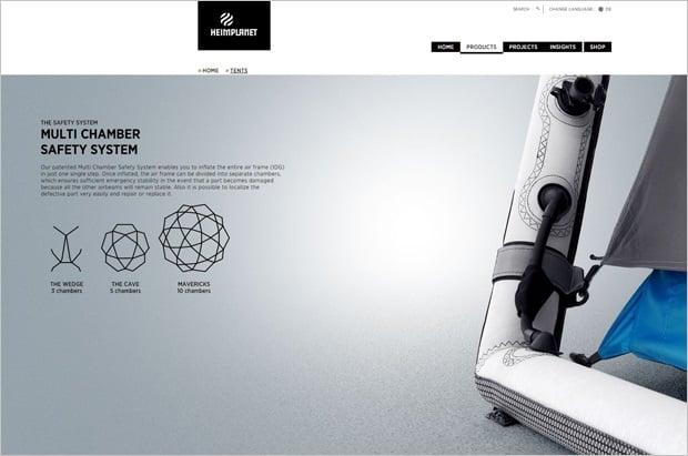 Website Design Mistakes - Heimplanet