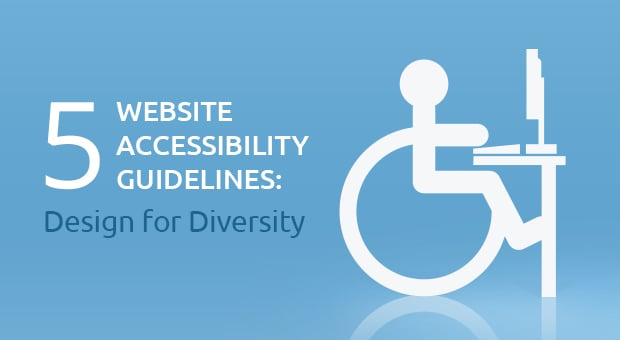 Website Accessibility Guidelines Main