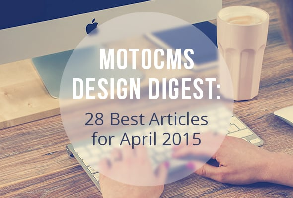 Best Web Design Articles April - image