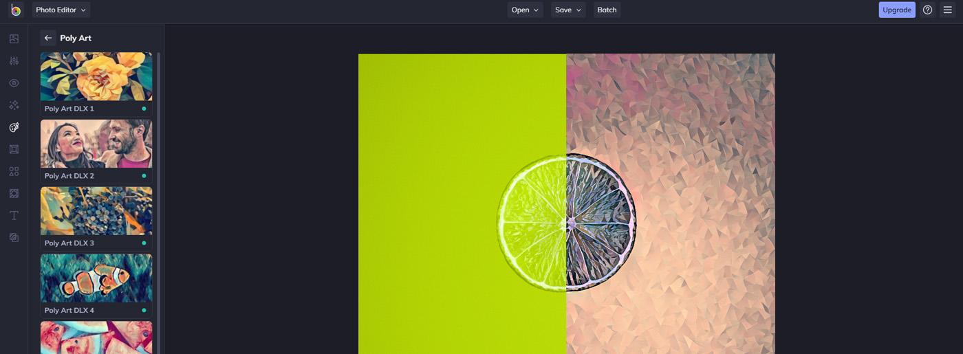 Art Online Editing Tools