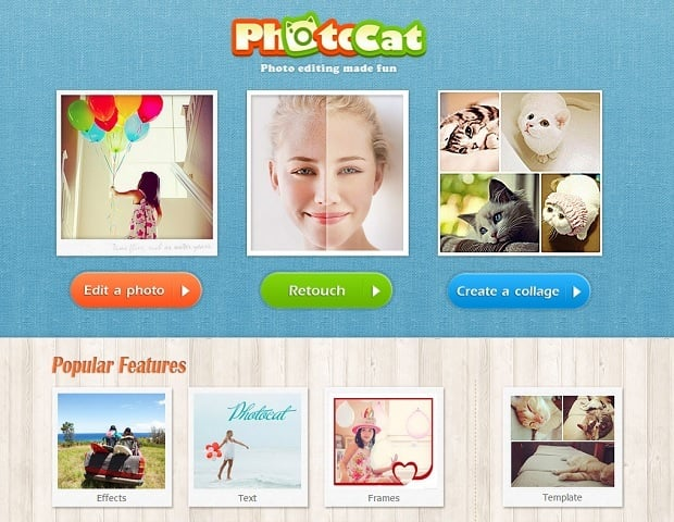Image Editing Software - Photocat