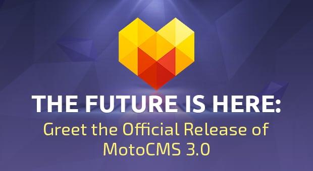 MotoCMS 3.0 - main