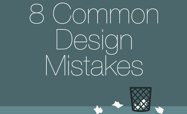 Best web design articles June - 8 mistakes