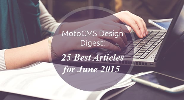Best web design articles June - digest