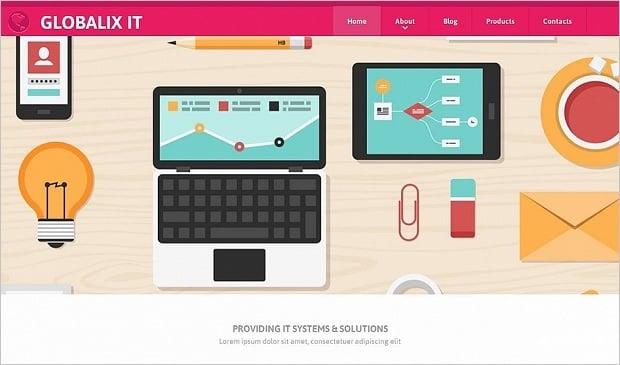 Material Design gegen Flat Design - 53625