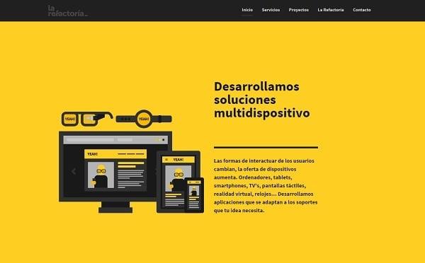 Flat Design vs Material Design - La Refactoria