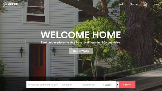 Responsive Design Mistakes - Airbnb