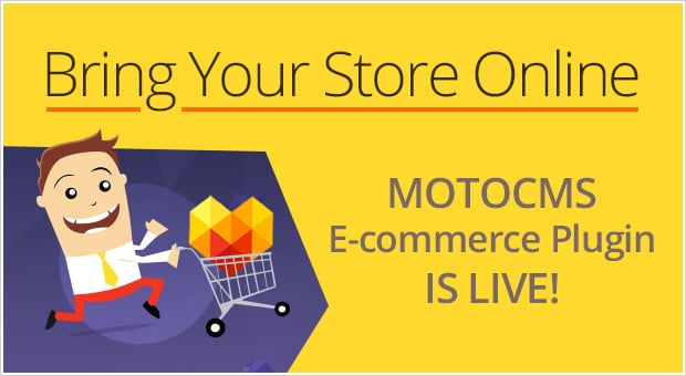 MotoCMS E-commerce Plugin - main