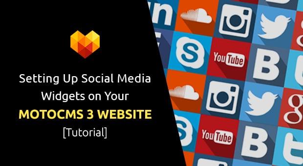 Social Media Widgets - main