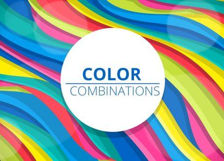 Как использовать сочетания цветов в дизайне сайта