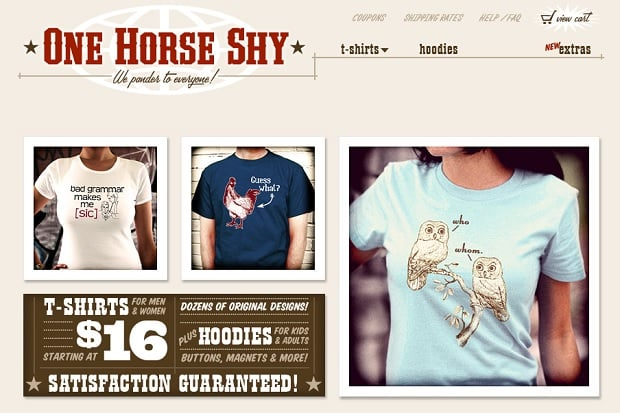 increase online sales - onehorse