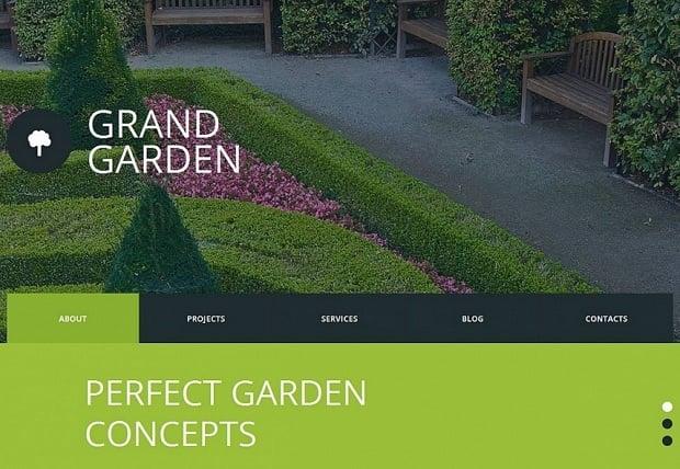 Сочетания цветов в дизайне сайта - 53049