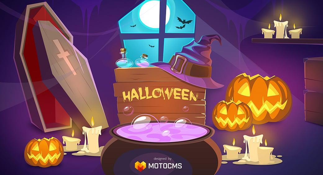 free halloween desktop wallpaper main