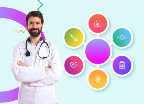 Медицинские цвета - использование цветовой гаммы в дизайне сайта