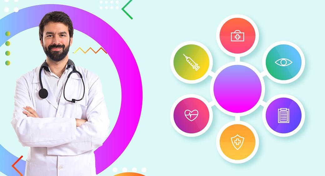медицинские цвета
