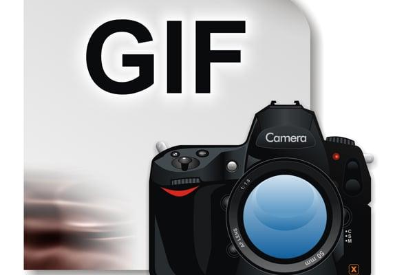 Основные форматы изображений - gif