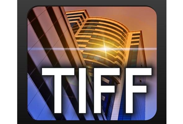 Основные форматы изображений - tiff