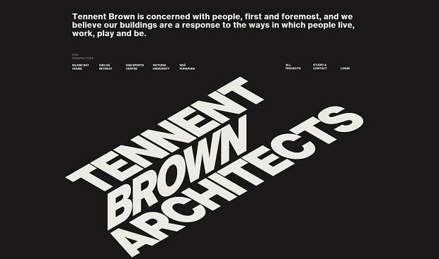 тренды веб дизайна 2016 - шрифты