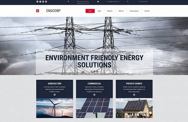 Besten MotoCMS Homepage-Vorlagen 2016 - 53738