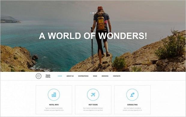 Besten MotoCMS Homepage-Vorlagen 2016 - 53740