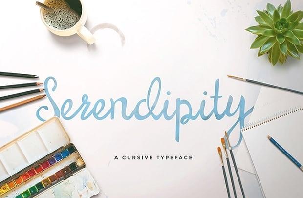 Design-Elemente zum Valentinstag 2016 - fonts-22