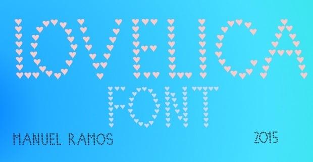 Design-Elemente zum Valentinstag 2016 - fonts-29