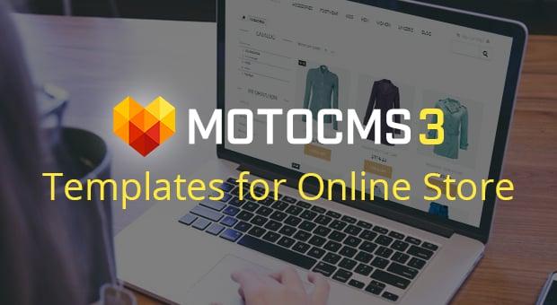 MotoCMS 3 Templates for Online Store - main