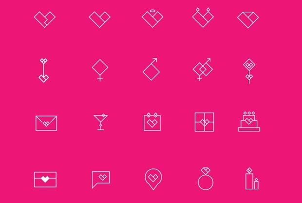St Valentines Day Freebies - icons-4