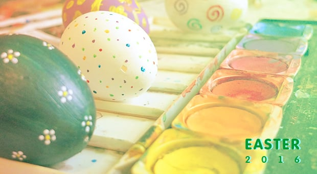 Easter Web Design Freebies 2016 - main