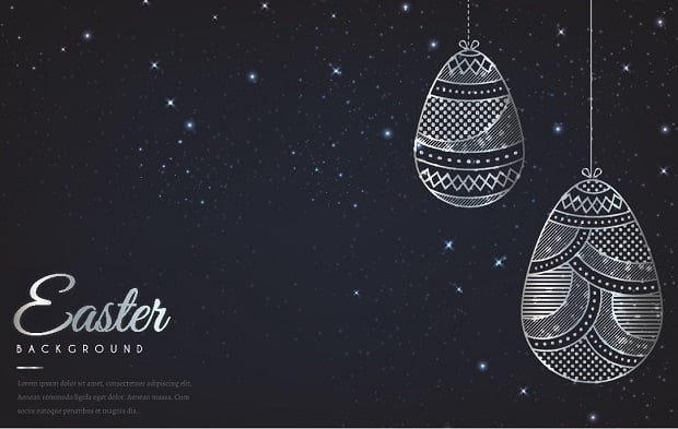 Easter Web Design Freebies 2016 - flyer 8
