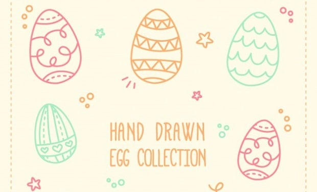 Easter Web Design Freebies - flyers-9