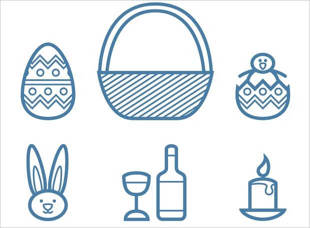 Easter Web Design Freebies 2016 - icons-15