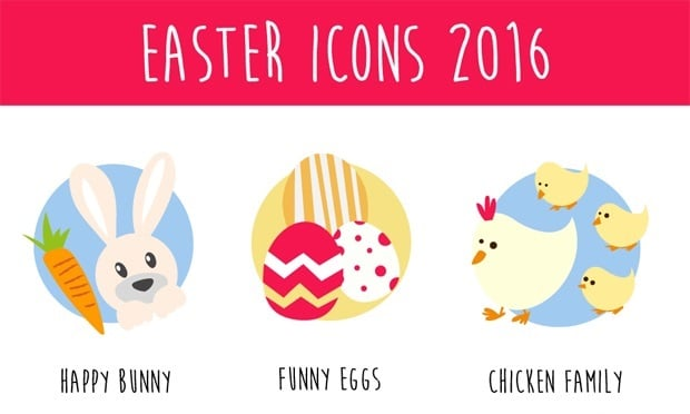 Easter Web Design Freebies - icons-18