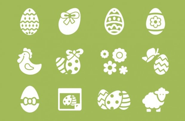 Easter Web Design Freebies 2016 - icons-23