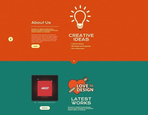 Colors in Web Design 2016 - 54628