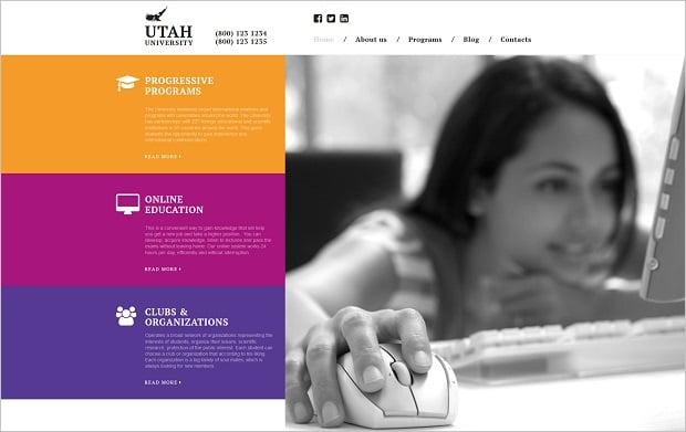 Colors in Web Design 2016 - 58417
