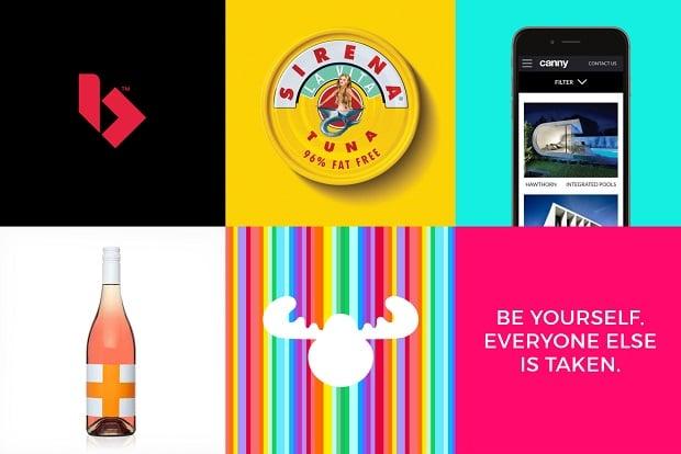 цвета в веб дизайне 2016 - brands to life