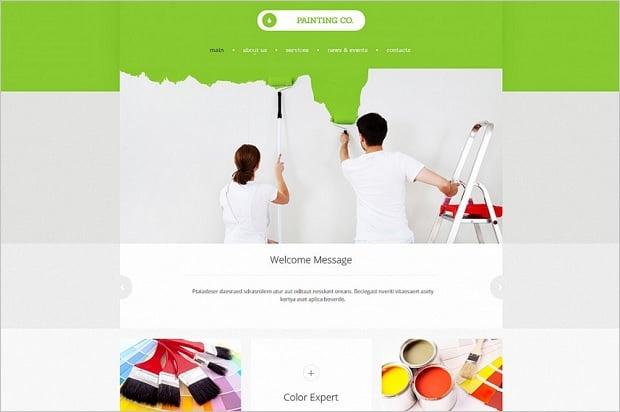 Kräftige Farben als Webdesign-Trend 2016 - 54642