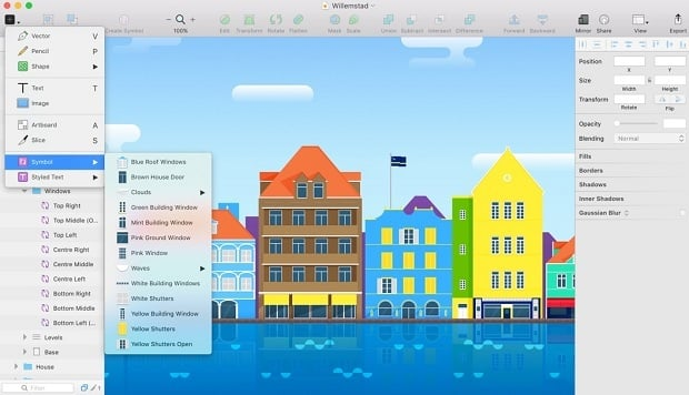 Sketch или Photoshop инструменты веб-дизайна - tools