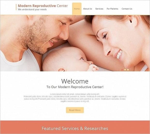 Farben für Websites zum Thema Medizin - 49426