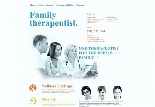 Farben für Websites zum Thema Medizin - 55132