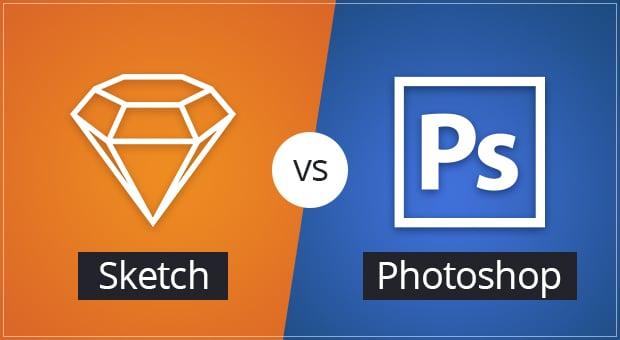 Sketch oder Photoshop und ihre Vorteile und Nachteile