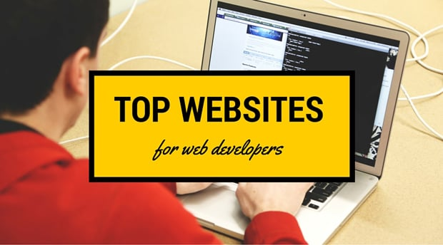 Top 10 Websites for Web Developers - main
