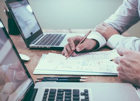 Homepage-Vorlagen zum Thema Business – Die besten Tipps