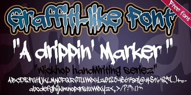 kostenlose-schriften-icons-und-banner-zu-halloween-graffiti