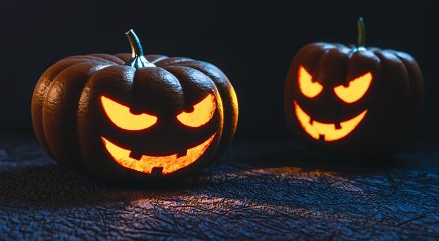 Kostenlose Fonts, Icons und Banner zu Halloween auswählen