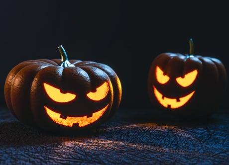 Kostenlose Fonts, Icons und Banner zu Halloween für eure Website!