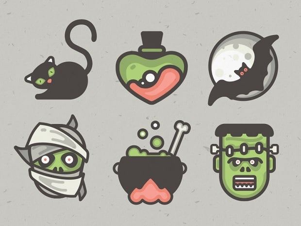 halloween-decorations-10-icons