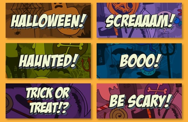 halloween-decorations-background-cards